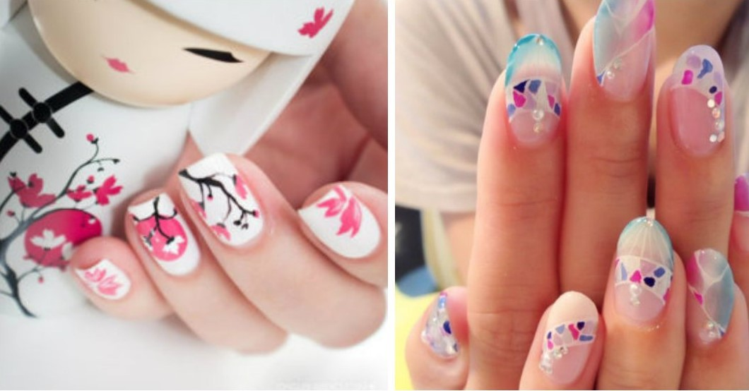 Some Tips on How to Decorate Our Nail Designs Look More Beautiful in Japanese Style