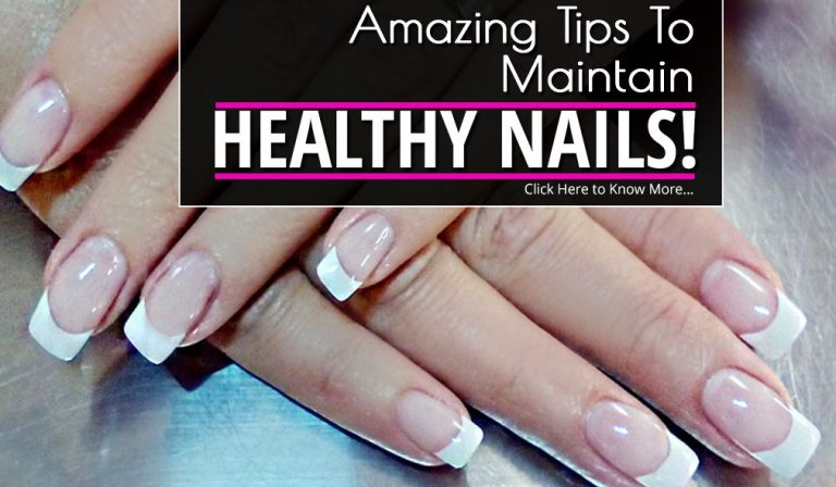 Maintaining Our Nail Health